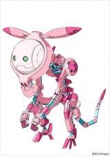 谷口悟朗×黒田洋介×サンジゲンによる完全オリジナルアニメ—ション『ID-0(アイディー・ゼロ)』4月よりテレビアニメ放送決定。ファルザ機(C)ID-0 Project