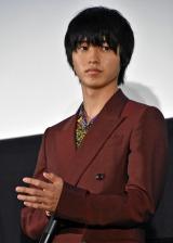 映画『一週間フレンズ。』公開初日を迎えた山崎賢人 (C)ORICON NewS inc.