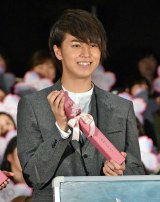 映画『一週間フレンズ。』初日舞台あいさつに出席した松尾太陽 (C)ORICON NewS inc.