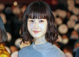 映画『愚行録』初日舞台あいさつに出席した松本若菜 (C)ORICON NewS inc.