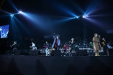 『ナイトロ・サーカス10周年ワールドツアー』の東京公演に登場したTHE RAMPAGE from EXILE TRIBE