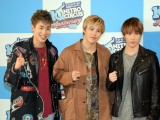 THE RAMPAGE from EXILE TRIBE(左から)陣、RIKU、藤原樹 (C)ORICON NewS inc.