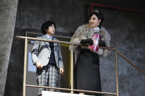 TBS系連続ドラマ『レンタルの恋』第6話場面カット (C)TBS
