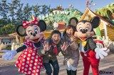 3月4日放送のフジテレビ系特別番組『アナ雪が100倍楽しくなる!!ディズニーの知られざる秘密スペシャル』ミッキー&ミニーも登場