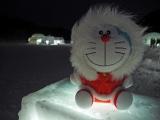 JALパックのツアー「冬の北海道でカチコチ大冒険!」北海道・しかりべつ湖コタンへ (C)ORICON NewS inc.