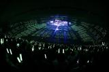 会場はななみんカラーに=『乃木坂46 5th YEAR BIRTHDAY LIVE Day1 〜橋本奈々未卒業コンサート〜』の模様
