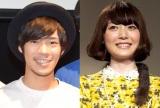 (左から)小野賢章、花澤香菜 (C)ORICON NewS inc.