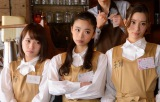 #3(3月20日放送)より。(左から)川栄李奈、趣里、足立梨花(C)テレビ東京