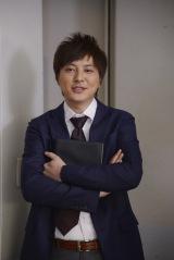 テレビ東京『こんにちは、女優の相楽樹です。』マネージャー・天城(塚本高史)(C)テレビ東京