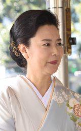 テレビ東京『こんにちは、女優の相楽樹です。』憧れの女優として名取裕子が本人役で登場(C)テレビ東京