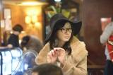 テレビ東京『こんにちは、女優の相楽樹です。』#1(3月6日放送)より。ちょっと勘違いしている女優の相楽樹(C)テレビ東京