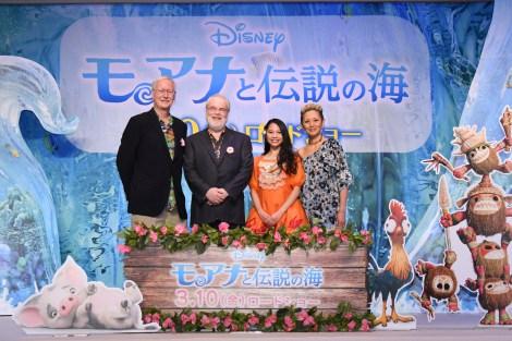 ディズニー・アニメーション『モアナと伝説の海』のイベント