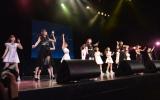 先輩・℃-uteがつばきファクトリーを激励 (C)ORICON NewS inc.