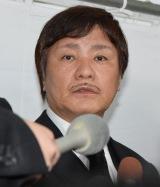 船村徹さんの通夜に参列した堀内孝雄 (C)ORICON NewS inc.
