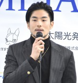 『2013ミスター・ジャパン』の鈴木貴之 (C)ORICON NewS inc.