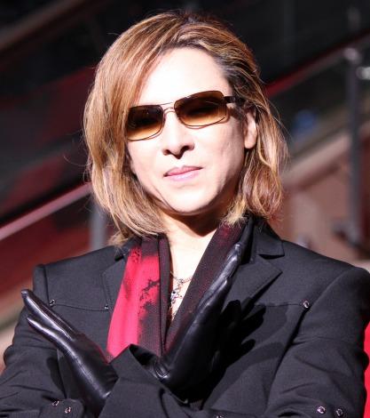 ドキュメンタリー映画『WE ARE X』の完成披露ジャパンプレミア紅カーペットイベントに出席したYOSHIKI (C)ORICON NewS inc.