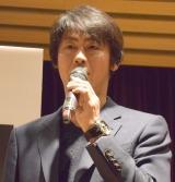 『クラヤミレコード』記者説明会に出席したユニバーサルミュージックの藤倉尚CEO (C)ORICON NewS inc.