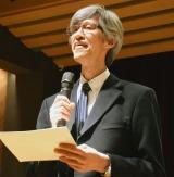 『クラヤミレコード』記者説明会に出席した博報堂の田中廣執行役員