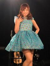 引退ライブを開催した瑠川リナ