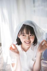 乃木坂46の2期生エース・堀未央奈(C)加藤アラタ/集英社