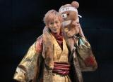 舞台『SENGOKU WARS 〜RU・TENエピソード2〜猿狸合戦』公開舞台けいこの模様 (C)ORICON NewS inc.