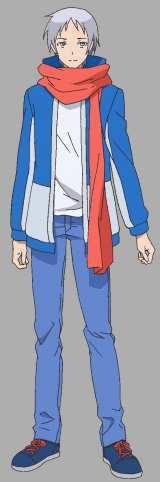 新作テレビアニメ『銀の墓守り(ガーディアン)』陸水銀(C)TENCENT