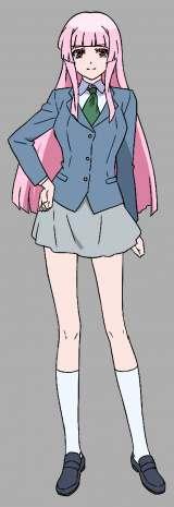 「新作テレビアニメ『銀の墓守り(ガーディアン)』陸怜(C)TENCENT