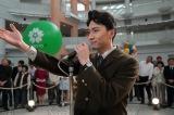 連続テレビ小説『べっぴんさん』第22週(2月27日〜3月4日)より。若者に大人気のブランド 「エイス」を創業し、時代の寵児となった栄輔(松下優也)(C)NHK