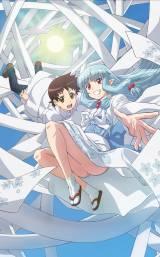 アニメ『つぐもも』4月2日よりアニマックス、TOKYO MXほかで放送開始(C)浜田よしかづ・双葉社/つぐもも製作委員会