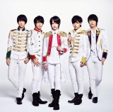 MAG!C☆PRINCE(左から)阿部周平、平野泰新、西岡健吾、大城光、永田薫