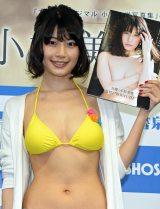 写真集発売イベントを開催した小松美咲 (C)ORICON NewS inc.
