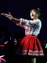 矢吹奈子=『HKT48 春の関東ツアー2017 〜本気のアイドルを見せてやる〜』初日(C)AKS