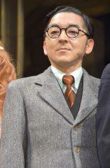 ミュージカル『キャバレー』の会見に出席した村杉蝉之介 (C)ORICON NewS inc.