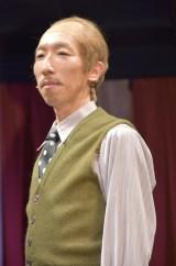 ミュージカル『キャバレー』の会見に出席した小松和重 (C)ORICON NewS inc.