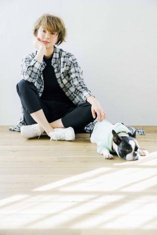 田中美保が初ディレクションする洋服ブランド「Fluffym」がスタート(Fluffym/柴田文子)