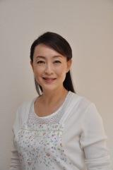 『警視庁・捜査一課長』2016年4月期放送のシーズン1より。大岩の妻・小春(床嶋佳子)(C)テレビ朝日