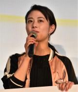 映画『ひるね姫 〜知らないワタシの物語〜』完成披露試写会に出席した高畑充希 (C)ORICON NewS inc.