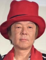 映画『ひるね姫 〜知らないワタシの物語〜』完成披露試写会に出席した古田新太 (C)ORICON NewS inc.