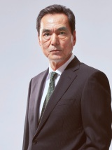 ドラマ『CRISIS 公安機動捜査隊特捜班』に出演が決まった長塚京三