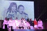 元モーニング娘。の高橋愛と共演『こじまつり 〜前夜祭〜』の模様(C)AKS