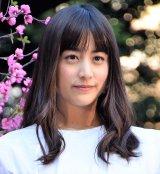 映画『ピーチガール』ひなまつりイベントに出席した山本美月 (C)ORICON NewS inc.
