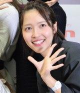 高知大・山下耀子さん (C)ORICON NewS inc.