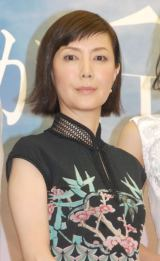 舞台『嵐が丘』製作発表記者会見に出席した戸田恵子 (C)ORICON NewS inc.