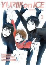 『ユーリ!!! on ICE 3 BD』がBD総合1位に