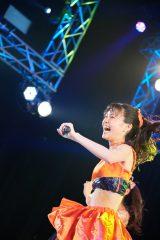 解散を発表したTokyo Cheer2 Partyの土光瑠里子