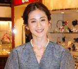 高垣麗子が第1子妊娠を報告