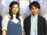 石井杏奈(左)の心づかいに感激していた須賀健太 (C)ORICON NewS inc.
