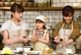 映画『3月のライオン』ひなまつりイベントに出席した(左から)清原果耶、新津ちせ、倉科カナ (C)ORICON NewS inc.