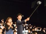 映画『一週間フレンズ。』の大ヒットイベントに出席した(左から)川口春奈、上杉柊平 (C)ORICON NewS inc.