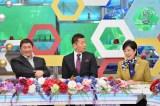 小池百合子東京都知事が3月6日放送の日本テレビ系特別番組『成功の遺伝史 第4弾〜日本が世界に誇る30人〜』(後7:56)にスペシャルゲストとして出演 (C)日本テレビ
